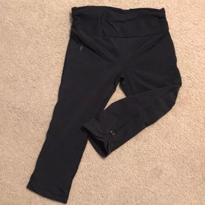 Under Armour capri yoga pants